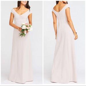 Show me your Mumu Zurich Knot Gown maxi dress